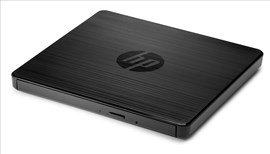HP USB External DVD Writer Optical Drive