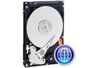 "Western Digital Blue 640GB SATA II 2.5"" Hard Drive"