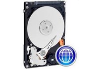 "Western Digital Blue 320GB SATA II 2.5"" Hard Drive"
