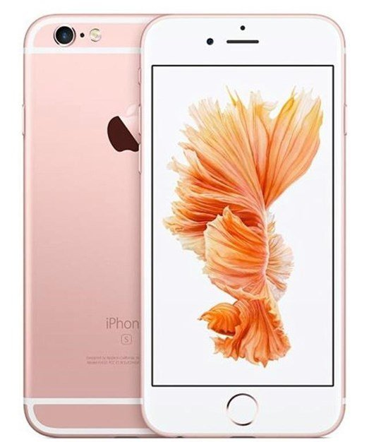 Apple iPhone 6s (4.7 inch) 128GB 12MP Mobile Phone (Rose Gold)