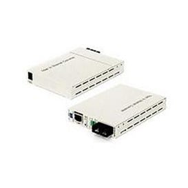StarTech.com 10/100 Mbps Ethernet to Multi Mode Fiber Media Converter (SC)