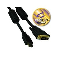 Sandberg Monitor Cable DVI-HDMI 5m