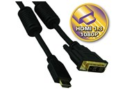 Sandberg Monitor Cable DVI-HDMI 2m