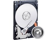 Western Digital Black 250GB SATA II 2.5""