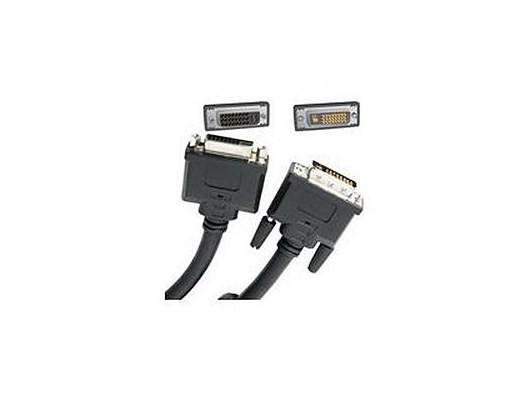 StarTech.com DVI-I Dual Link Digital Analog Monitor Extension Cable M/F (3m)