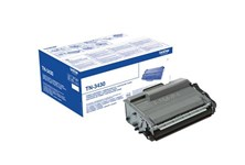 Brother TN3430 (Yield 3,000 Pages) Black Toner Cartridge