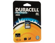 Duracell Pro Photo 16GB 200x SecureDigital Card