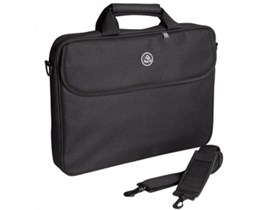 Techair Z Series Z0140 Toploading Classic Case (Black) for 15.6 inch Laptops