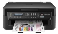 Epson WorkForce WF-2510WF (A4) Colour Inkjet All-in-One Printer