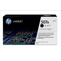 HP 507A (Yield: 5,500 Pages) Black Toner Cartridge