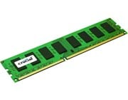 Crucial 8GB Memory Module PC3-12800 1600MHz DDR3 Unbuffered CL11 240-pin DIMM