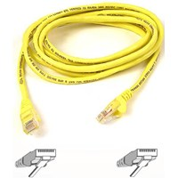 Belkin 3m CAT5E Patch Cable (Yellow)