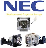 NEC Displays NP16LP Replacement Projector Lamp for M260WS/260XS/300W/300XS/350X Projectors