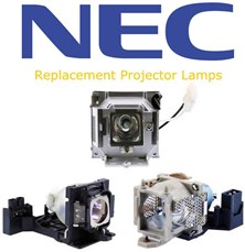NEC NP10LP Replacement Lamp for NP100 and NP200 Projectors