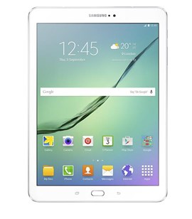 Samsung Galaxy Tab S2 2016 SM-T819 (9.7 inch) Tablet Octa-Core 1.8GHz+1.4GHz 3GB 32GB WiFi LTE 4G BT Camera Android 6.0.1 Marshmallow (White)