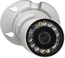 D-Link DCS-7010L/B HD Mini Bullet Outdoor IP Cloud PoE Camera