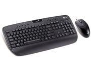 Genius KB-C220EUSB Keyboard & Mouse Bundle