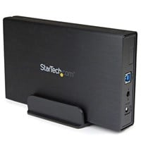 StarTech.com USB 3.1 Gen 2 (10 Gbps) Enclosure for 3.5 inch SATA Drives