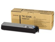 Kyocera Mita TK-520K Black Toner Cartridge