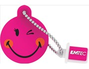 Generic Smiley 8GB USB Drive - USB 2.0