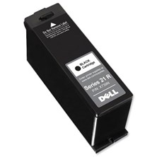Dell Regular Use Standard Capacity Black Ink Cartridge