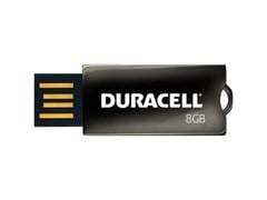 Duracell 8GB USB Flash Drive Small