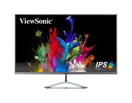 "ViewSonic VX3276-2K-mhd 32"" QHD IPS LED Monitor"