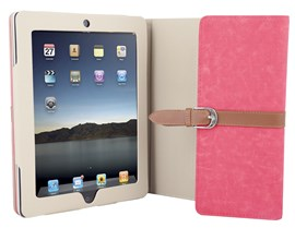 Urban Factory Urban Executive Rotative Folio Case for iPad 3 (Rouge)