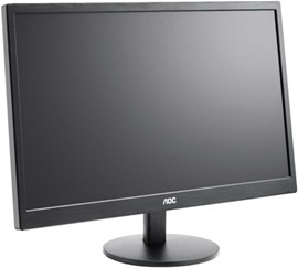 "AOC E2470SWHE 23.6"" Full HD LED Monitor"