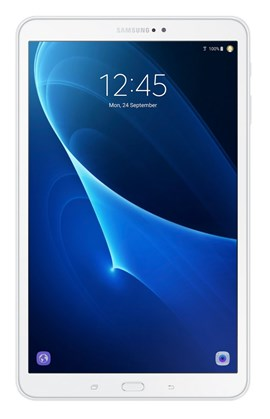 Samsung Galaxy Tab A 2018 SM-T580 (10.1 inch) Tablet PC Octa Core 1.6GHz 2GB 32GB WiFi BT Camera Android 6.0 Marshmallow (White)