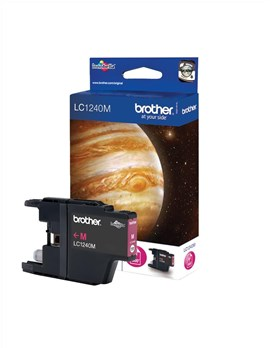 Brother LC1220M Magenta (Yield 300 Pages) Ink Cartridge
