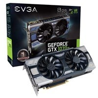 EVGA GeForce GTX 1070 Ti 8GB FTW2 GAMING Boost Graphics Card