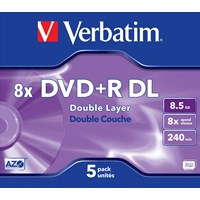 Verbatim 8x DVD+R DL 8.5GB