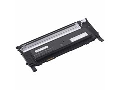 Dell Standard Capacity Black Toner Cartridge (Yield 1,500 Pages)