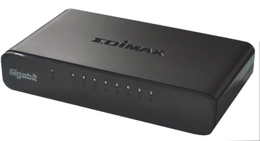 Edimax ES-5800G 8-Port Gigabit Mini Switch