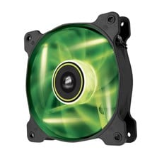 Corsair Air Series SP120 High Static Pressure Fan (120mm) with Green LED (Single Pack)