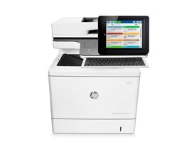 HP Color LaserJet Enterprise Flow M577c (A4) Colour Laser Ethernet Multifunction Printer (Print/Copy/Scan/Fax) 1.25GB 8 inch Colour LCD 38ppm (Mono/Colour) 80,000 (MDC)