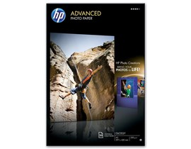 HP Advanced (A3) 250g/m2 Glossy Photo Paper (White) 1 Pack of 20 Sheets *Open Box*