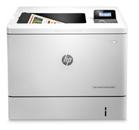 HP LaserJet Enterprise M552dn (A4) Colour Laser Duplexer+Networked Printer 1GB 4-Line LCD 33ppm (Mono) 33ppm (Colour) 80,000 (MDC)