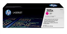 HP 305A Magenta Smart Print Cartridge (Yield 2,600 Pages)