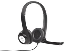 Logitech H390 USB Headset with Microphone