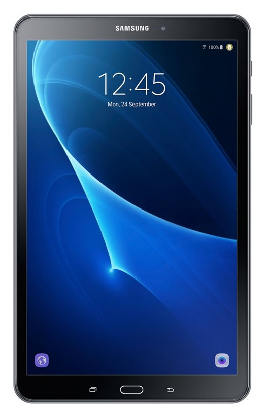 Samsung Galaxy Tab A 2018 SM-T580 (10.1 inch) Tablet PC Octa Core 1.6GHz 2GB 32GB WiFi BT Camera Android 6.0 Marshmallow (Black)