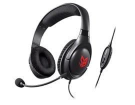 Creative SB Blaze Gaming Headset with Detachable Microphone for (PC/Mac/Android/IOS/PS4/Xbox One