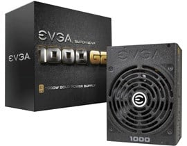 EVGA SuperNOVA 1000W Modular 80+ Gold PSU