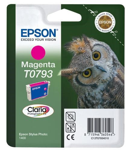 Epson E-T0793 (Single Cartridge)