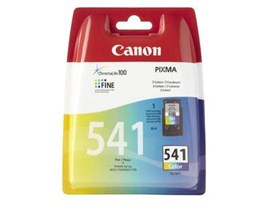Canon CL-541 (Yield: 180 Pages) Cyan/Magenta/Yellow Ink Cartridge