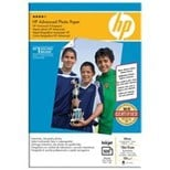 HP Advanced (10 x 15cm) Glossy Photo Paper Borderless (100 Sheets) 250gsm (White)