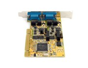 StarTech.com 2 Port RS232/422/485 PCI Serial Adaptor Card with ESD Protection