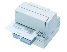 Epson TM-U590 (112) Serial Impact Dot Matrix Multipart Wide Slip Printer Serial (Cool White)