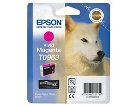Epson T0963 Vivid Magenta Ink Cartridge